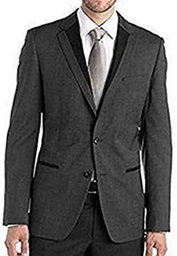 John Devin Veste de Costume Businessjackett - Anthracite, 102