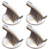 Kitchen Basics 101 7737P245-60 Replacement Surface Burner Knobs for Maytag and Jenn Air PS2375886 AP5670739, 4...