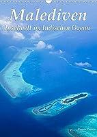 Malediven - Inselwelt im Indischen Ozean (Wandkalender 2022 DIN A3 hoch): 12 bezaubernde Fotografien der Malediven (Monatskalender, 14 Seiten )