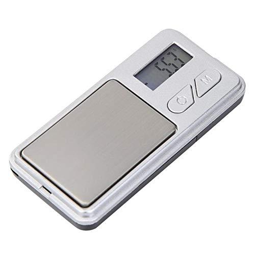 La precisión es de 0,01 g Báscula de bolsillo de joyería eléctrica...