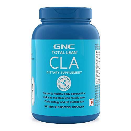 GNC Total Lean CLA – 90 Softgel Capsules