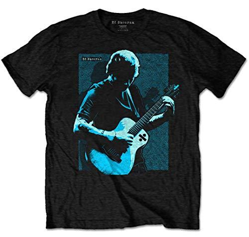 Ed Sheeran 'Chords' (Black) T-Shirt (Medium)