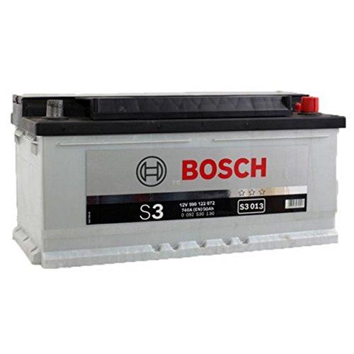 BOSCH S3 013 Batteria Auto 12V 90Ah 720A/EN