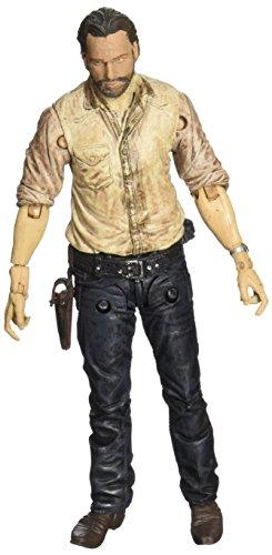 Walking Dead TV Series 6 Rick Grimes Figura de acción