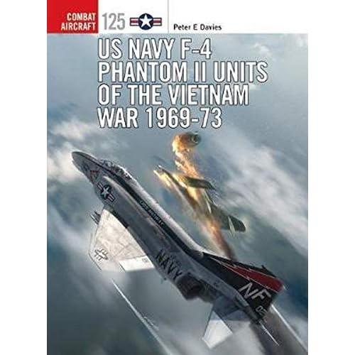 F-4 Phantom Jets Vietnam War Military History Color Photo