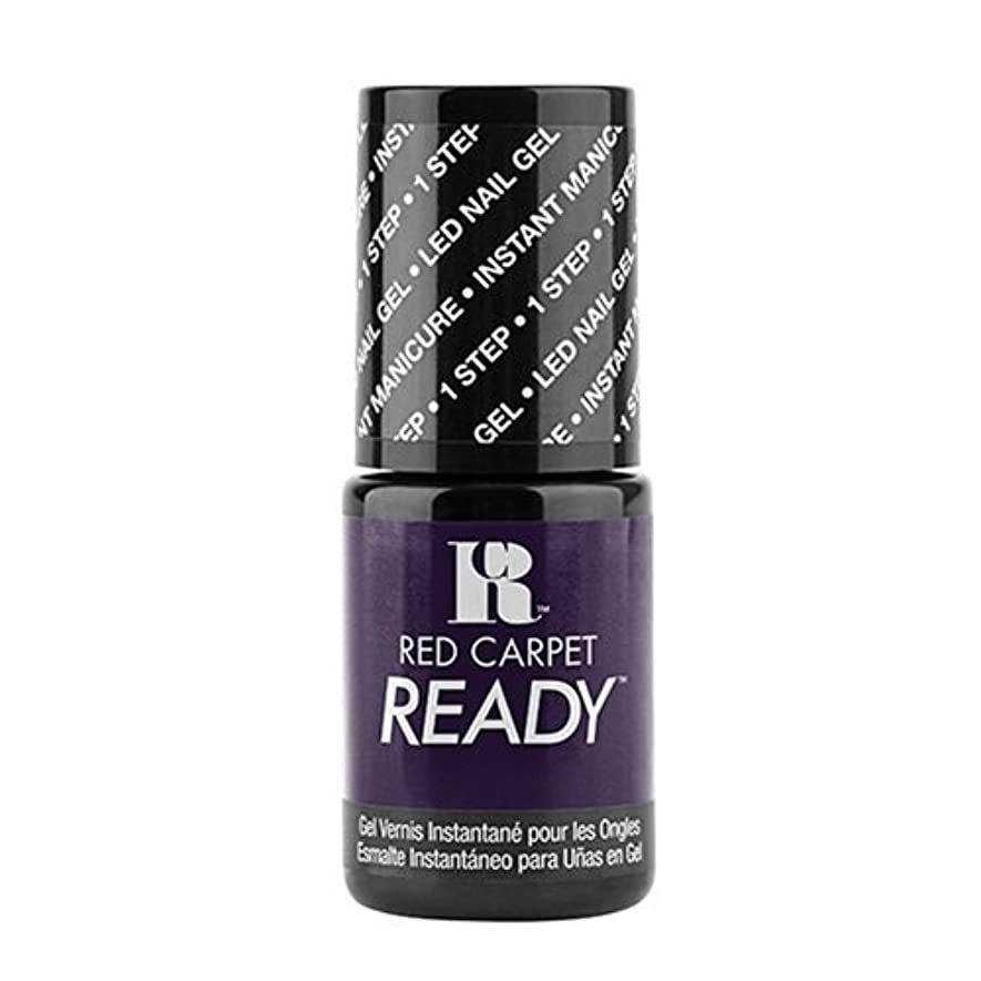 淡い異常な大量Red Carpet Manicure - One Step LED Gel Polish - Who Wore It Best? - 0.17oz / 5ml