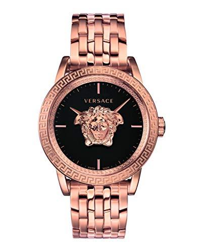 Versace VERD00718 - Reloj de Cuarzo para Hombre (Acero Inoxidable)