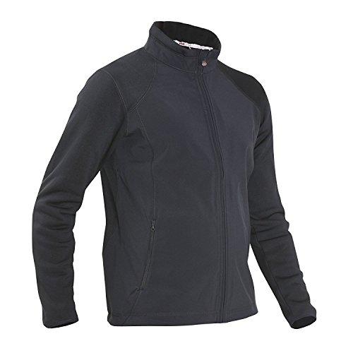 SLAM, giacca Hampton softshell, antivento, in poliestere al 100%, Uomo, Marina Militare, XL