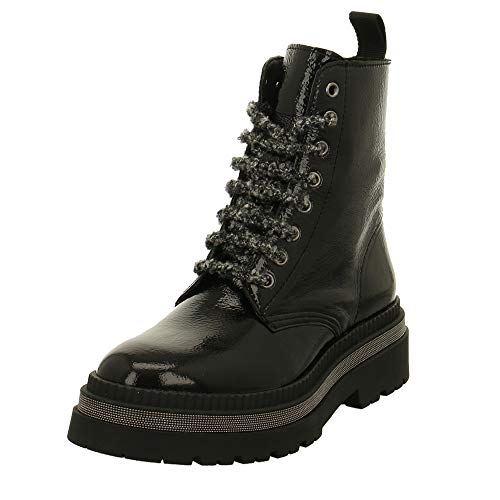 Alpe Woman Shoes Damen Stiefeletten Celine Boot 4422.53.05 schwarz 739935
