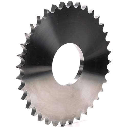 Torque Limiter Sprocket - 60 Chain, 25 Tooth, 6.387 in OD, For Use With Size 500 Torque Limiter