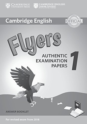 Cambridge English Young Learners 1 for Revised Exam...