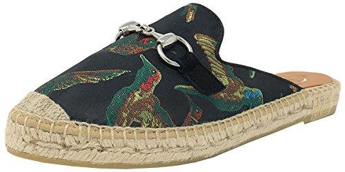 Kanna Zapatos Dora Zapatillas Alpargatas Mujer Black 39