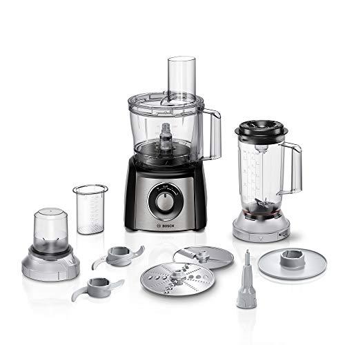 Bosch Hausgeräte MCM3PM386 MultiTalent 3 Plus Küchenmaschine, schwarz