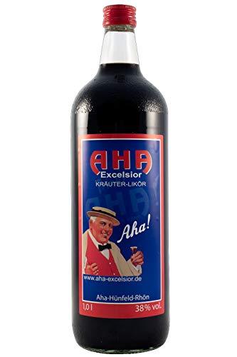 Aha Excelsior Kräuterlikör 1,0 Liter
