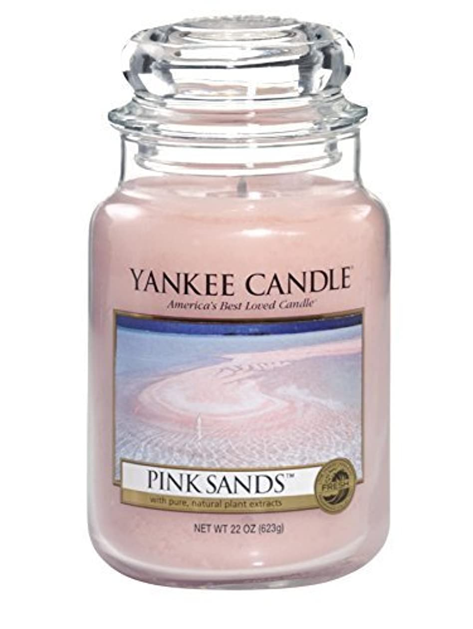 課税準備する南Yankee Candle Pink Sands Large Jar 22oz Candle by Amazon source [並行輸入品]