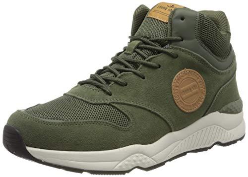chung shi Duxfree TORONTO , Zapatos bajos con cordones Hombre , caqui , 41 EU