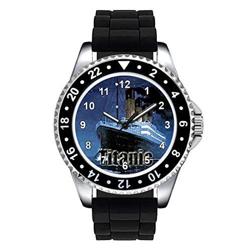 Timest - Titanic - Unisex Reloj con Correa de...