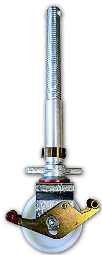 ALTEC Rolle Ø 150 mm | Rollfix 1.0 | AluKlik (4 Stück)