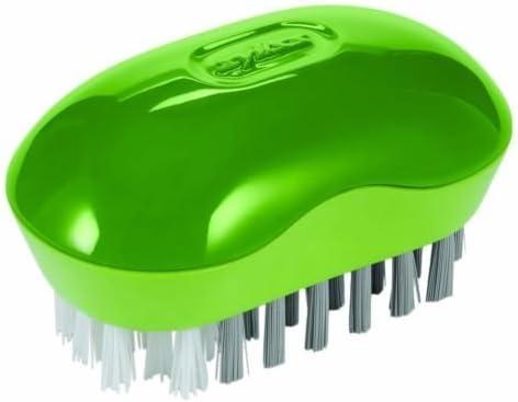 USA Star Veggie Vegetable Scrubber Kitchen Topics on TV Scrub Cleaning Charlotte Mall Brush