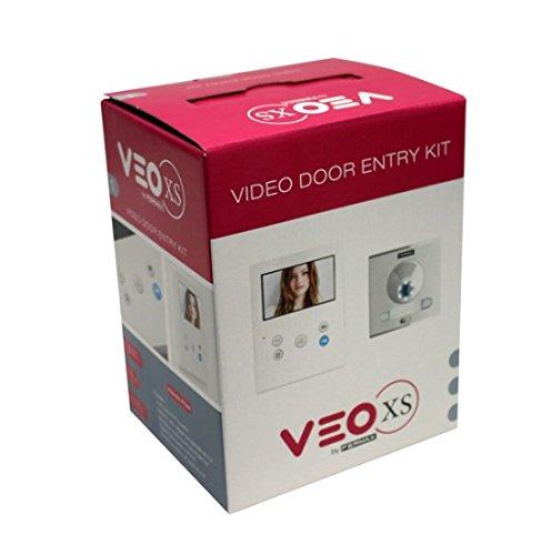Fermax - Kit de Video Veo-XS Duox A Color de 2 Viviendas