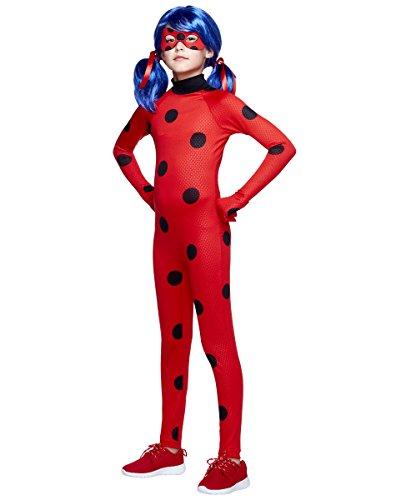 Kids Miraculous Ladybug Bodysuit Costume - Multiple Sizes