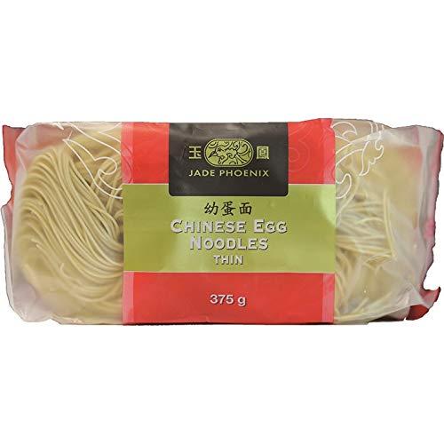 JP Chinesische Nudeln -dünn- (6x375g) Jade Phoenix thin Chinese noodles