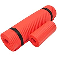 Everyday 1/2 Inch Extra Thick High Density Anti-Tear Exercise Yoga Mat