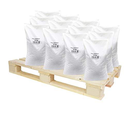 Hamann Mercatus GmbH Happy-Winter Salz - Sand-Salz-Gemisch (80% Sand 20% Streusalz) 40x 25 kg Säcke