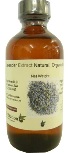 OliveNation Nartural Lavender Extract - 8 oz - Perfect for cakes, whipped creams, teas, chocolates and other delectable desserts - baking-extracts-and-flavorings