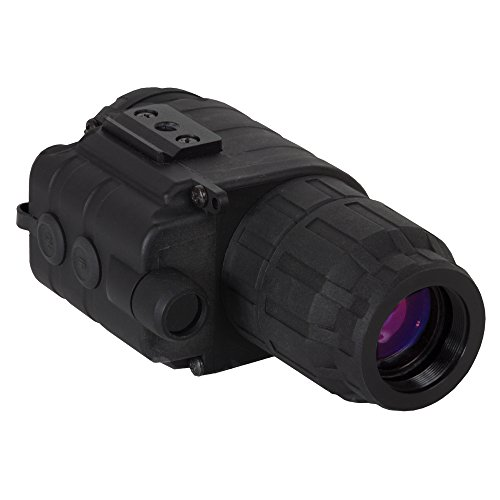 Sightmark Ghost Hunter 1x24 Night Vision Goggle Kit, Black (SM14070)