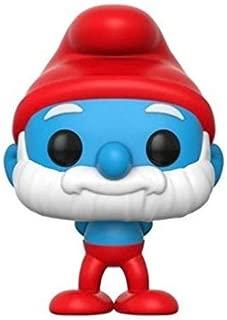 Funko Pop Animation Papa Smurf Toy