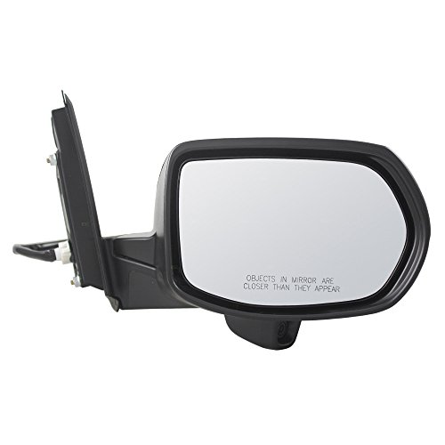 Passengers Power Side View Mirror Heated w/Camera Replacement for 15-16 Honda CR-V 76208T1WA11 76201T0AA11ZC HO1321295