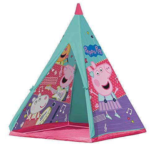 Original Tipi - Tienda de Juegos de Peppa Pig con Barras de plástico