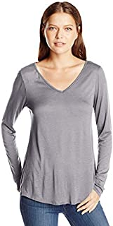 Star Vixen Women's Long Sleeve V-Neck Tee