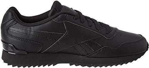 Reebok Herren Royal Glide Rplclp Fitnessschuhe, Schwarz (Black/Black 000), 43 EU