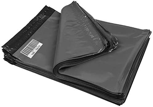 iMBAPrice 100 10x13 Grey Color Poly Mailers Shipping Envelopes Bags Total 100 Bags product image