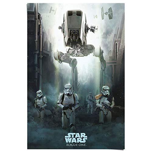 REINDERS Star Wars Rogue One - Stormtrooper Patrol - Poster 61 x 91,5 cm