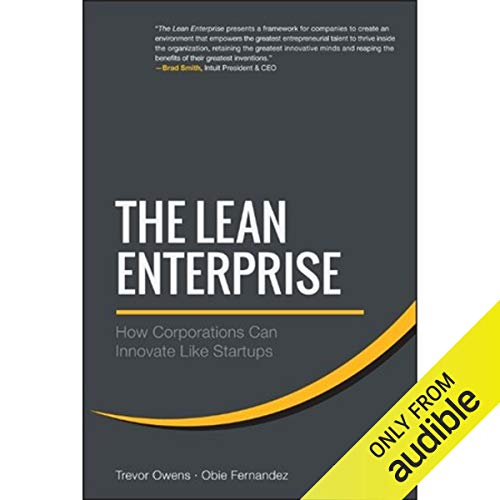 The Lean Enterprise Titelbild