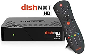 Dishtv Nxt HD Set Top Box With 1 Month Super Family Pack