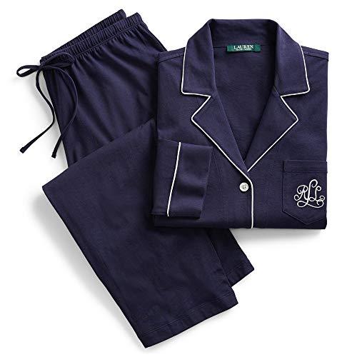 Ralph Lauren, Pyjama durchgeknöpft, I819950, S