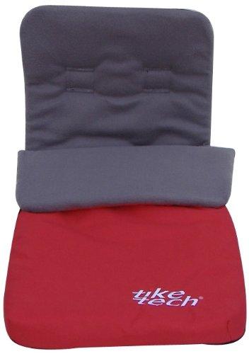 Tike Tech Stroller Foot Muff, Alpine Red
