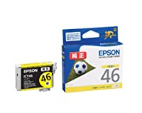 EPSON インクカートリッジ (黄色) ICY46