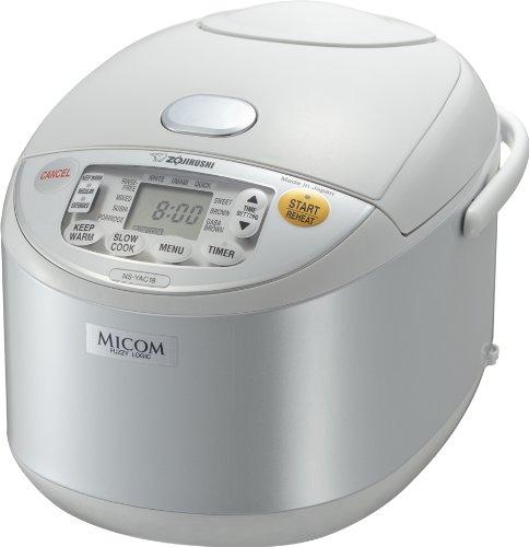 Zojirushi umami rice cooker review