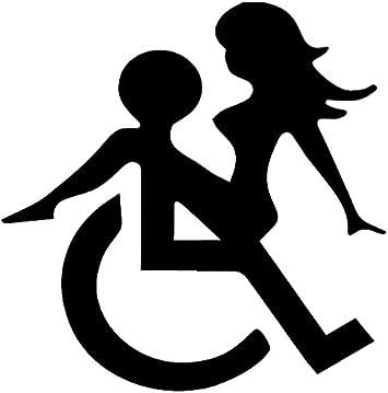 Rollstuhl sex Rollstuhlfahrer bumst