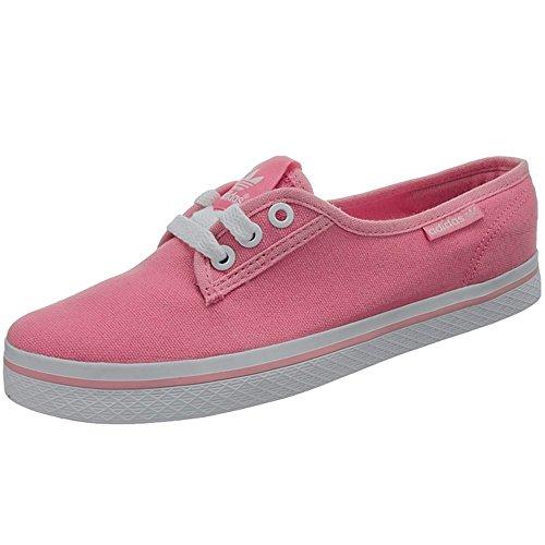 adidas Honey Plimsole W M19584 Damen Sneaker/Freizeitschuhe/Ballerinas Pink 38 2/3