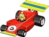 Carrera 20061230 - Coche de carreras diseño Bob Esponja [Importado de Alemania]