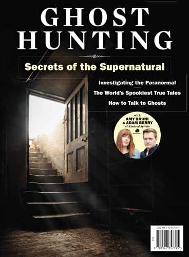 Ghost Hunting Secrets of the Supernatural