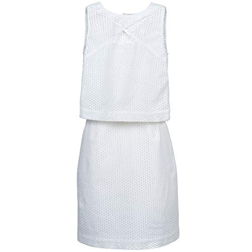 Kookaï ROBE - Vestido para mujer, Blanc (Ultra Blanc), 34/XS