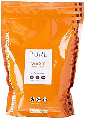 Pure Waxy Maize Starch