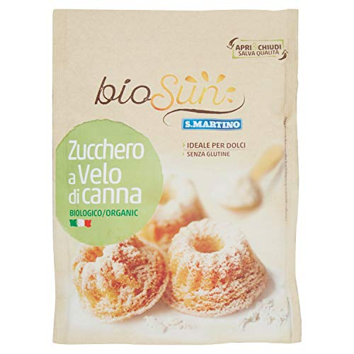 S.Martino BioSun Zucchero a Velo di Canna, 125g